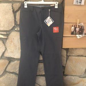 Docker's Gray Wide Leg Pants
